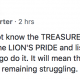 Folks, listen up. You do not know the TREASURE that Russell Ruffino actually is until you've done LION'S PRIDE and listened to today's call. If you have to borrow the $ go do it. It will mean the difference between transforming your life and remaining struggling
