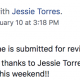 Celebration time!!! My Brilliant Webinar outline is submitted for review!! Wow, did not expect that, thanks to Jessie Torres for putting the engine in me to get this sh*t done this weekend