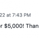 I just enrolled my first client for $5,000! Thank you COD family I appreciate you guys so much.