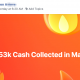 $153k Cash Collected in May!